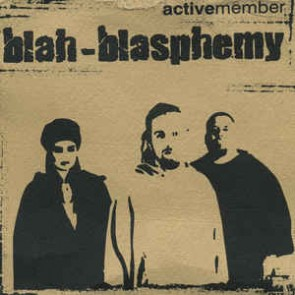Blah Blasphemy CD