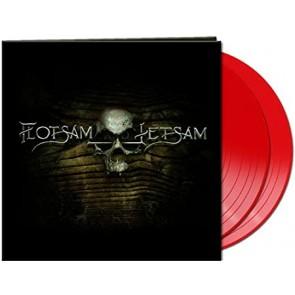 FLOTSAM AND JETSAM Ltd. Gtf. Red 2-LP