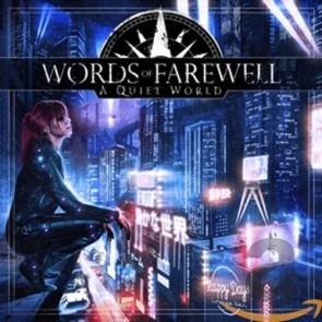 A QUIET WORLD CD