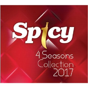 SPICY 4 SEASON COLLECTION 2017 (2CD)