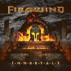 IMMORTALS (CD)