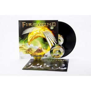 FORGED BY FIRE REMAST. (LP+CD)