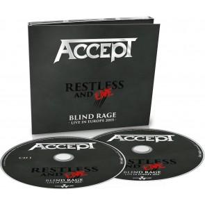 RESTLESS & LIVE 2CD