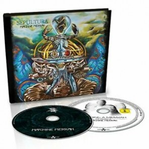 MACNINE MESSIAH CD+DVD
