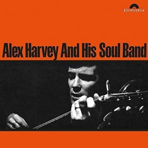 ALEX HARVEY AND HIS SOUL B (LP)