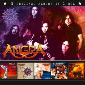 5 ORIGINALS ALBUMS IN 1 BOX (5CD)
