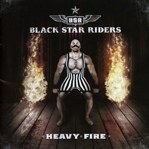 HEAVY FIRE CD