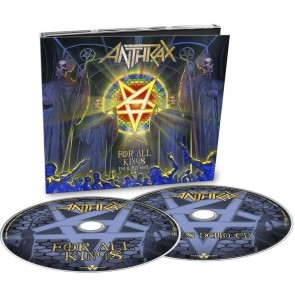 FOR ALL KINGS - TOUR EDITION 2CD