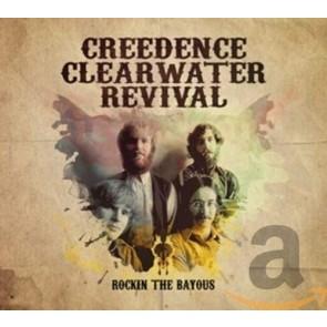 ROCKIN' THE BAYOUS CD