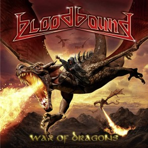 WAR OF DRAGONS CD