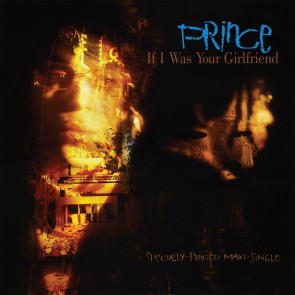 IF I WAS YOUR GIRFRIEND MAXI VINYL