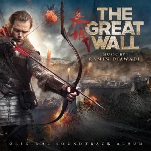 THE GREAT WALL BY RAMIN DJAVATI CD