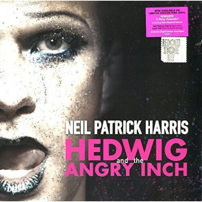 HEDWIG AND THE ANGRY INCH ORIGINAL BROADWAY CAST RECORDING LP