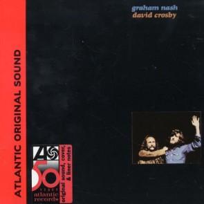 GRAHAM NASH/DAVID CROSBY CD