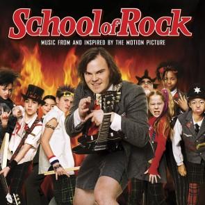 SCHOOL OF ROCK (OST) CD