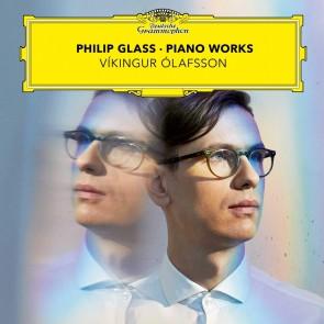 PHILIP GLASS:PIANO WORKS 2LP
