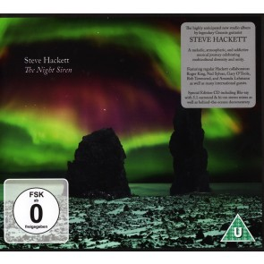 THE NIGHT SIREN SP. ED. (CD+BD)