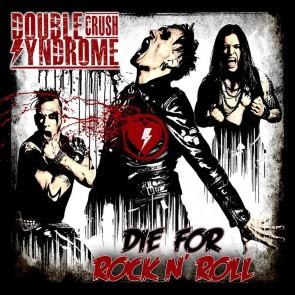 DIE FOR ROCK N' ROLL LP black in gatefold