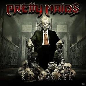 KINGMAKER (LTD. GATEFOLD / GREY VINYL / 180 GRAMM)