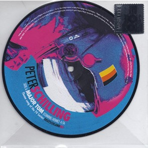 """MAJOR TOM 7"""" picture disc RSD 2017"""