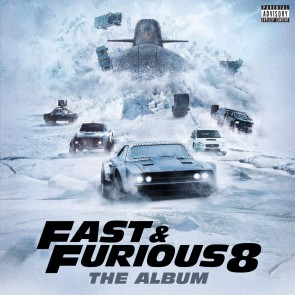 FAST AND FURIOUS 8 CD