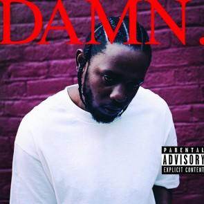 DAMN CD