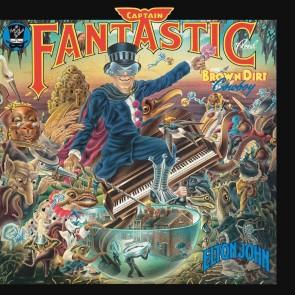 CAPTAIN FANTASTIC AND THE BROWN DIRT COWBOY LP