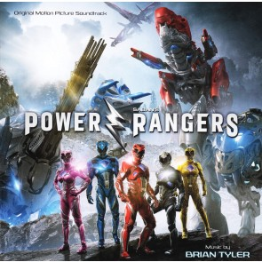 POWER RANGERS O.S.T CD