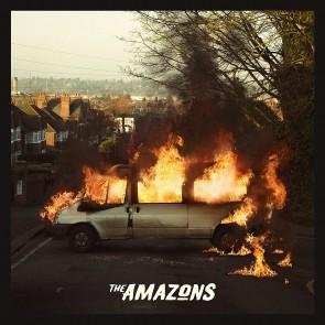 THE AMAZONS COLOUR LP