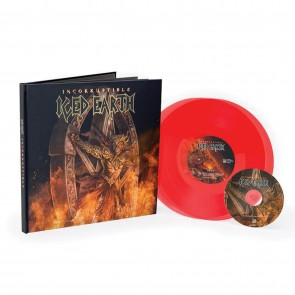 INCORRUPTIBLE LTD ED. (CD+2 10inch RED VINYL+CD ARTBOOK)