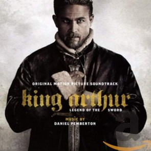 KING ARTHUR: LEGEND OF THE SWORD OST (CD)