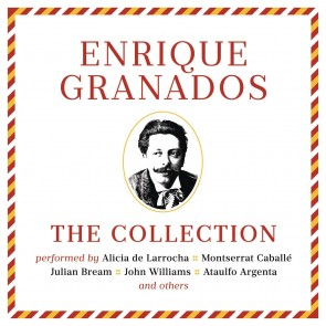 ENRIQUE GRANADOS: THE COLL. (7 CD)