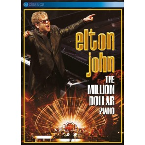 THE MILLION DOLLAR PIANO DVD