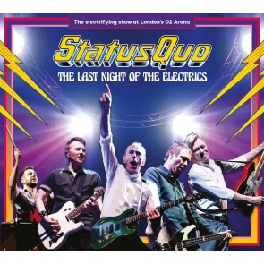 THE LAST NIGHT OF THE ELECTRICS (2 CD)