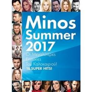 MINOS SUMMER 2017 CD