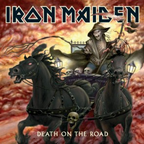 DEATH ON THE ROAD 2LP