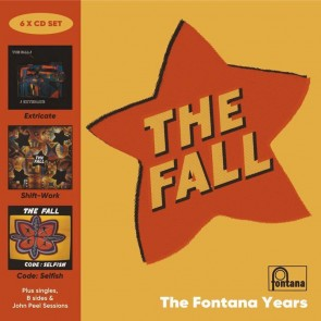THE FONTANA YEARS 6CD