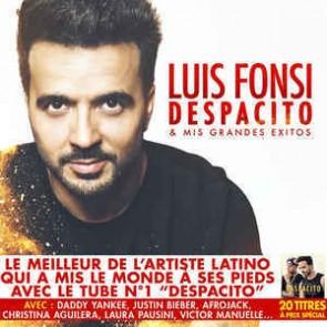 DESPACITO & MIS GRANDES EX CD