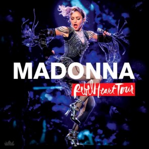 REBEL HEART TOUR BD+CD