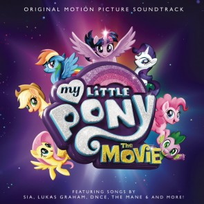 MY LITTLE PONY: THE MOVIE OST (CD)