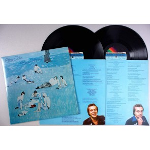 BLUE MOVES 2LP