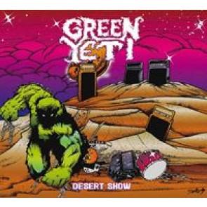 DESERT SHOW LP GREEN