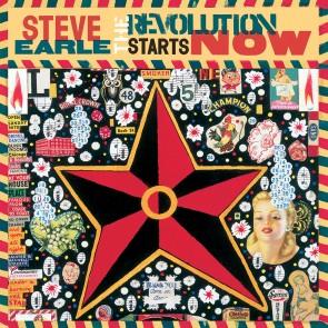 THE REVOLUTION STARTS NOW LP