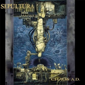 CHAOS A.D. (EXPANDED EDITION) 2CD