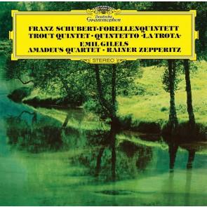 """PIANO QUINTET D667""""THE TROUT LP"""
