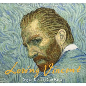 LOVING VINCENT BY CLINT MANSEL CD
