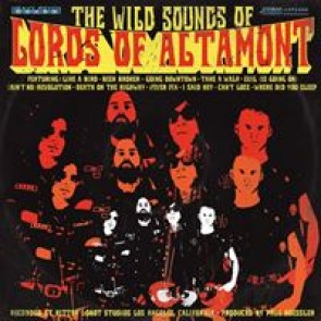 THE WILD SOUND OF THE LORDS OF ALTAMONT LP Color Vinyl Ltd.