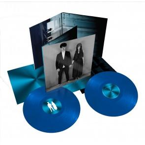 SONGS OF EXPERIENCE 2LP cyan blue