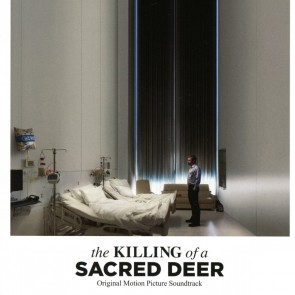 THE KILLING OF A SACRED DEER (OST) CD