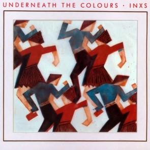 UNDERNEATH THE COLOURS LP